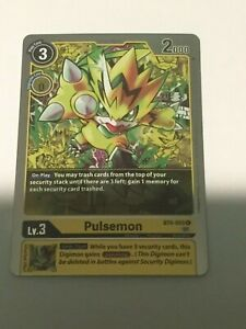 BT6-033 - PULSEMON - Rare - Digimon TCG!