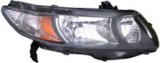 FITS 2009-2011 HONDA CIVIC 2DR PASSENGER RIGHT FRONT HEADLIGHT LAMP ASSEMBLY