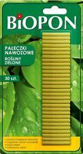 Engrais ,  Bâtonnets nutritifs - Biopon - pour Plantes Vertes , 3 mois !