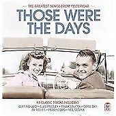 Those Were the Days CD Various Artists [Sony] (2009)
