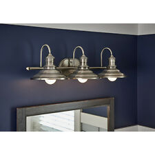 allen roth pewter wall lighting fixtures for sale ebay