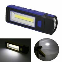 COB LED Rechargeable Worklight Lampe d'inspection Torche à main magnétique HQ