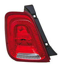 GENUINE FIAT BRAND NEW FIAT 500 REAR TAIL LIGHT LAMP O/S Driver SIDE FACE LIFT