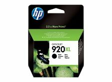 Original Remanufactured HP 920XL Tinte Black Schwarz CD975AE