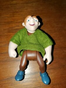 Disney Hunchback Of Notre Dame Quasimodo Burger King Action Figure Toy