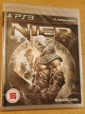 NIER (PS3) BRAND NEW AND FACTORY SEALED