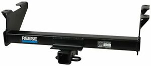 """Reese 33042 Class III Custom-Fit Hitch with 2"""" Square Receiver opening"""