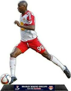 "Bradley Wright-Phillips New York Red Bulls StandZ Photo Desktop 10"" Display"