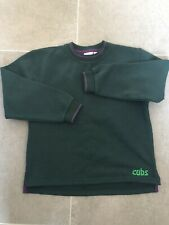 Cubs Jumper/sweatshirt size 30. Good Condition Size 9-10