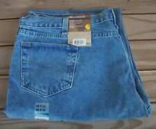 Carhartt Relaxed Fit Straight Leg Jeans Size 48 x 32 New with Tags