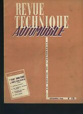 (34A) REVUE TECHNIQUE AUTOMOBILE FIAT 1800 - 2100