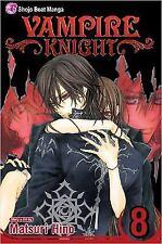 Vampire Knight, Volume 8 (Paperback or Softback)