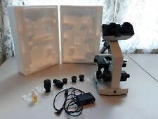 Omax 40x 2500x Lab Binocular Compound Microscope