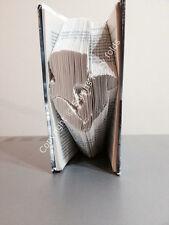 Libro Plegable patrón Madre y Bebé 209 pliegues. # 538