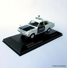 Corgi Lledo Vanguards - Boxed Vauxhall Viva Police Car 1/43 - Ayr Unit VA08704