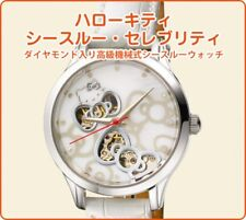 NEW Hello Kitty Collection Watches with Diamond SANRIO from JAPAN F/S
