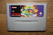 Jeu Battletoads pour console Super Nintendo SNES (loose)