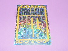 G PANINI SMASH HITS PLANET POP 1998 FRANCE COLL. '99