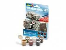 Revell Revell39066 Weathering Set With 6 Pigments
