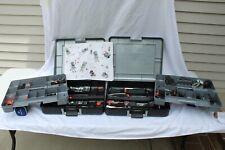 2 Meccano Erector Set Sets Parts Wheels Motors 2003