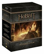 Lo Hobbit - La Trilogia Extended Edition (9 Blu-Ray Disc, 2015)