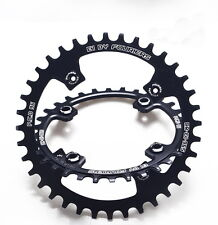 FOURIERS BCD 96 Chainring 32/34/44/48T Teeth Mountain Bike MTB Bicycle CR-E1-96S