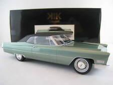 1968 Cadillac DeVille Convertible in grün KK-Scale  Limitiert auf 500 Stück 1:18