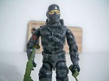 D050994 FIREFLY LOOSE FIGURE GI JOE COBRA SOLDIER COMPLETE MINTY FILECARD 1984
