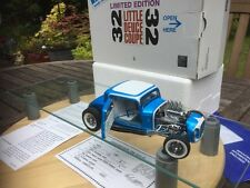 Danbury Mint 1:24 Little Deuce Coupe Ford Hot Rod The Beach Boys