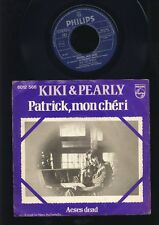 Kiki & Pearly - Patrick, Mon Chéri - Aeses Dead - 7 Inch Vinyl - HOLLAND