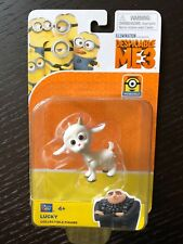 Lucky the Goat from Despicable Me Minions Toy
