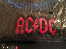 AC/DC Inverno Cappello Beanie Grigio. Taglia UNICA-GRIGIO solo sinistra solo adesso!