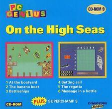 MATHS ENGLISH | On the high seas | VGC | Windows 95 98 XP ( 7 8 10 see listing)