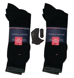 Tommy Hilfiger 2-Pack (12 Total) Comfort Blend Men's Socks One Size NWT