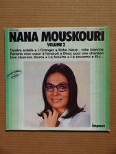 *** Nana Mouskouri _ volume 2 (Impact)*** 33T 30 cm ancien - 6886153