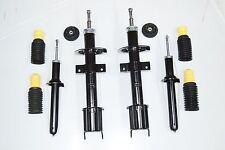 4 Alfa Romeo 147 Stossdämpfer Stoßdämpfer gas + Staubschutz 2 Domlager vorne