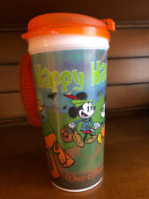 Disney World / Disneyland Happy Hallowen Resort Travel Mug Cup - NEW