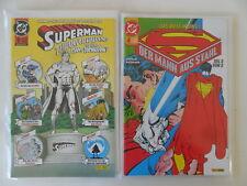 DC - Panini Comics - Superman - Nr. 1-6 (2001-2002) - Zustand: 1