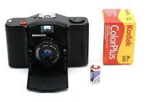 Minox 35 EL compact Sucherkamera Viewfinder Minotar 35mm 1:2.8 lens