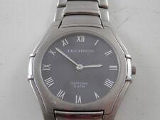 Technos Sapphire watch 4T2A VM007 TEC 426 slim design