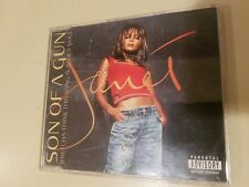 Janet Jackson Son Of A Gun CD IMPORT HOLLAND RARE Carly Simon Missy Elliot NICE