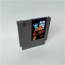 Mega Man in SuperMario Bros 72 pins 8 bit game card cartridge for NES Nintendo