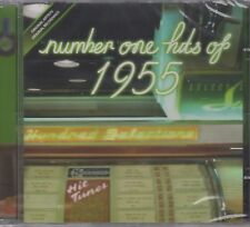 """Number 1 Hits Of 1955 """"Various Artists"""" NEW & SEALED CD 1st Class Post From UK"""