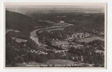 Dunkeld & Birnam Gateway Of The Highlands Perthshire Vintage RP Postcard 835b