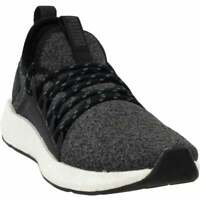 Puma Nrgy Neko Knit  Womens Running Sneakers Shoes    - Black