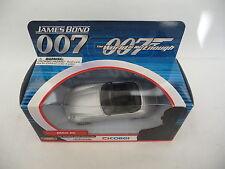 Corgi 1:43 BMW Z8 Silver The World Is Not Enough James Bond 007 TY05002