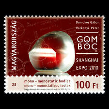 "Hungary 2010 -  World EXPO 2010 ""Shanghai, China"" - Sc 4158 MNH"