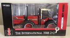 IH International 3588 2+2 4WD Tractor Precision Key Series #2 ERTL 1/16 Nice!