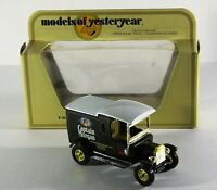 Matchbox Models of Yesteryear Y12 Captain Morgan Decals Diecast Car Ford Model T