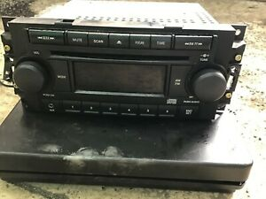 Radio/Audio - '06 Chrysler 300